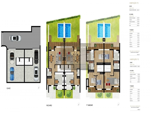 Terreno para construção de moradias com licença